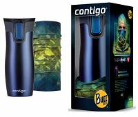 Contigo West Loop 2.0 + Buff Thermonet - Idealny Prezent