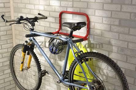 Niesamowite Wieszak ścienny na 2 rowery, składany OS68