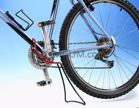 Stojak na rower do gara u lub punktu naprawy - Fabriquer un support velo ...
