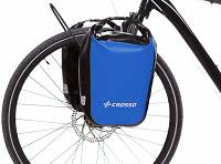 Sakwy rowerowe Crosso Dry Small 30L  (kpl.) - CLICK SYSTEM