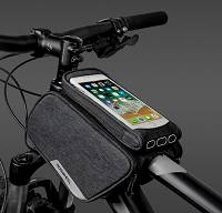 Sakwa rowerowa na ramę ROSWHEEL Essentials cover- telefon- do 5,7""
