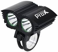 ProX Dual I Power Lampka Led 2xCree 1600 lumenów aku 8000mAh