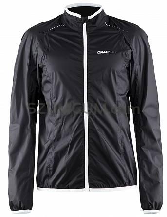 3b2a2c94827f2 Kurtka rowerowa męska CRAFT Active Bike Light Rain Jacket, czarna roz. 2XL