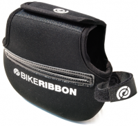 BIKE RIBBON Torebka na ramę POCKET Czarna