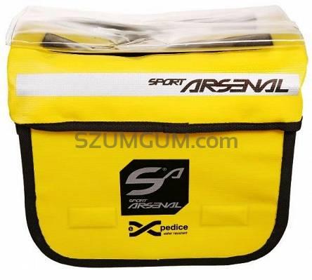 623fb336d741 Wodoszczelna torba na kierownicę Sport Arsenal Expedice